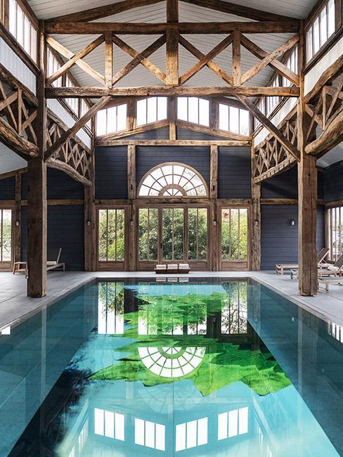 piscine - les sources de caudalie