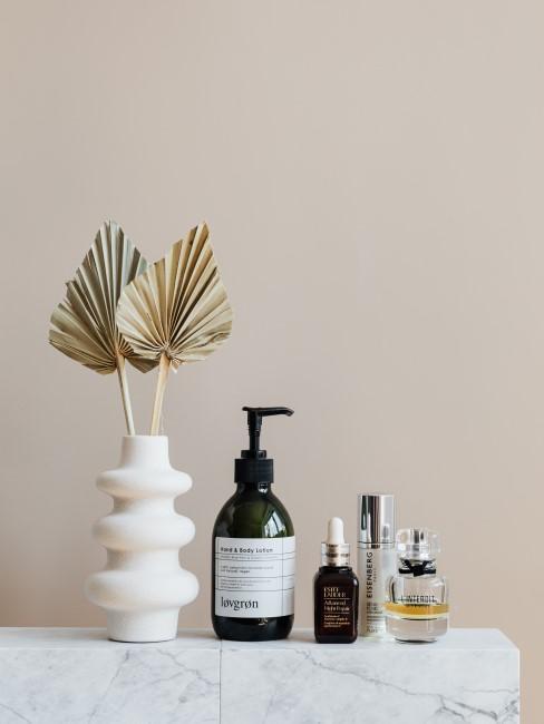 soins massage produits