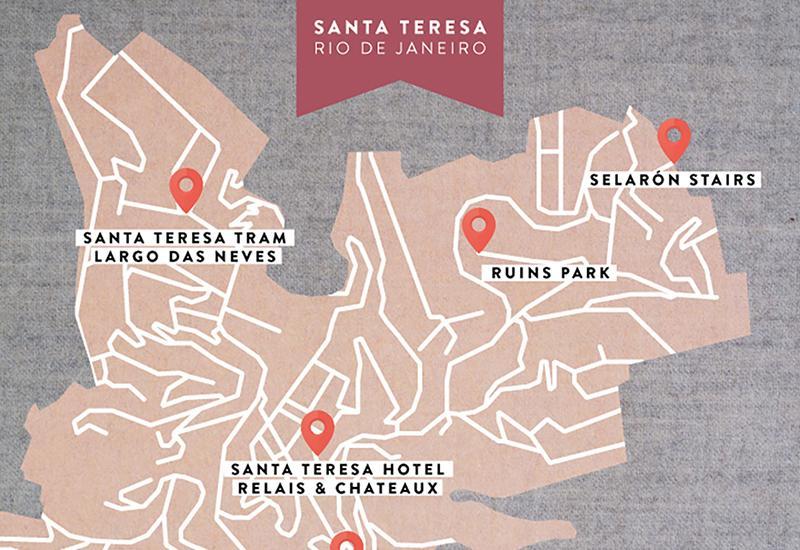 plan Santa Tereasa