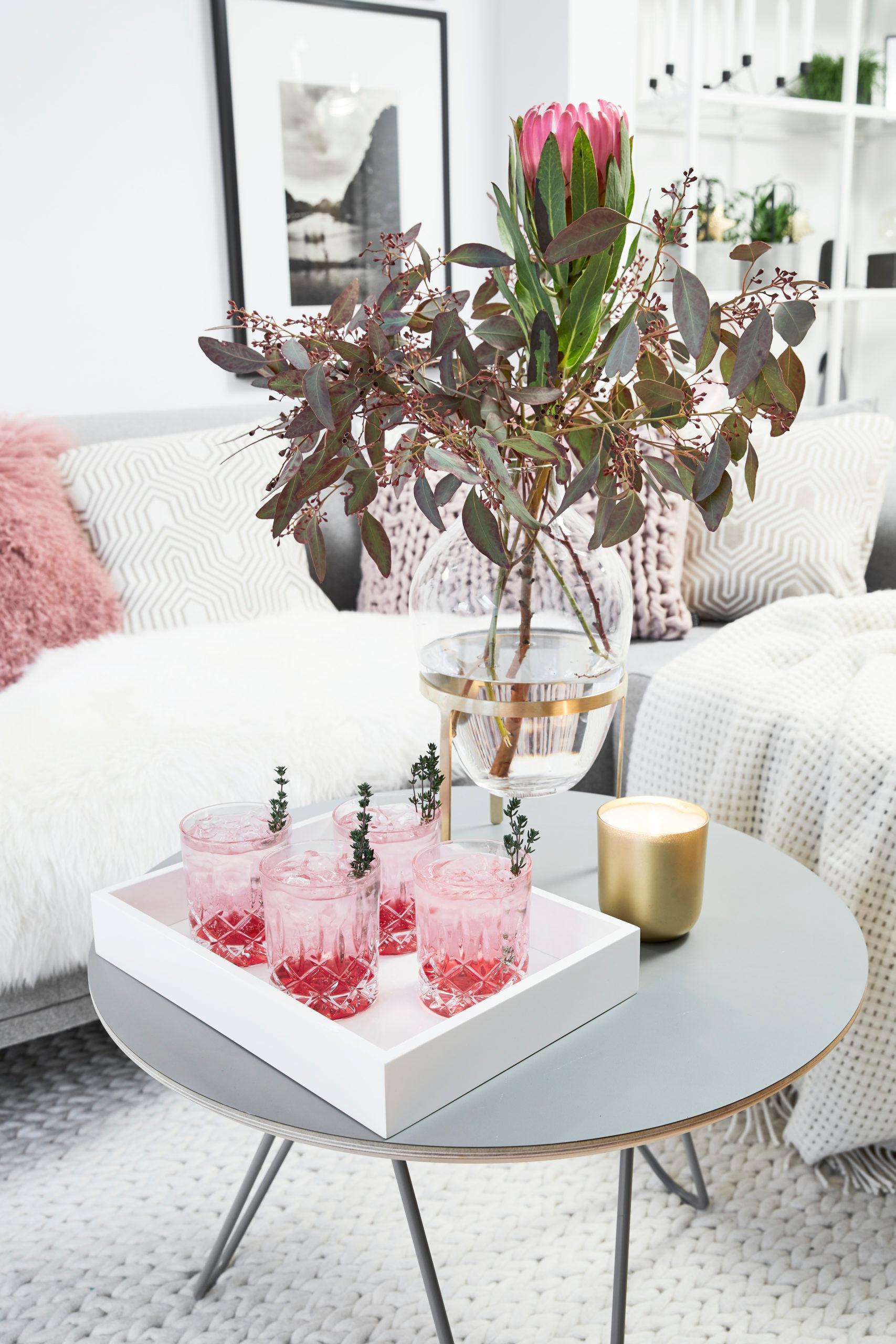 cocktails lavande