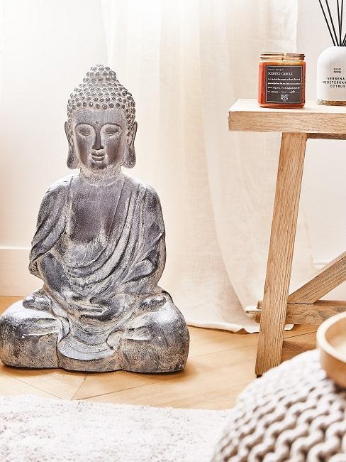 statue méditation
