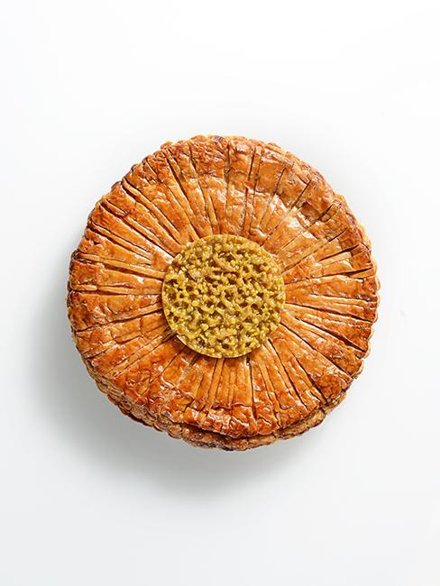 galette des rois - pistache