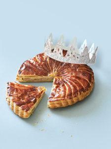 galette des rois salee