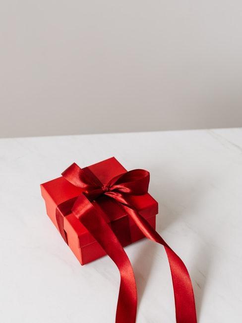 boite cadeau rouge saint valentin