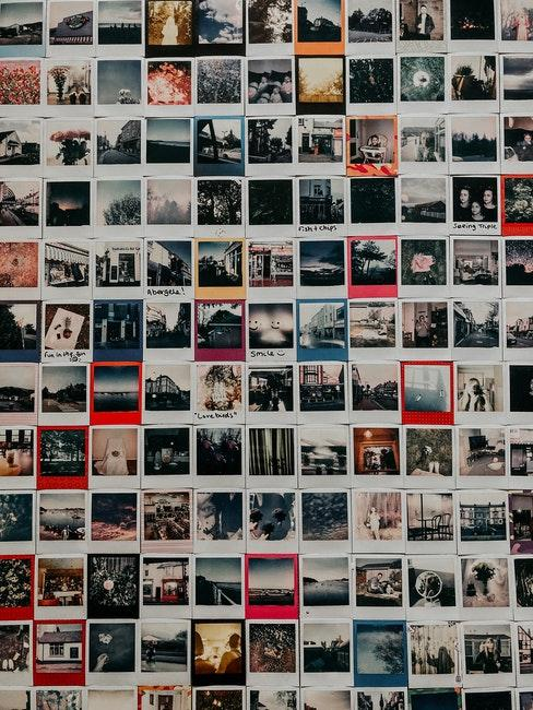 Galerie photo polaroid