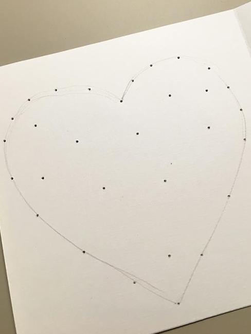 coeur dessin