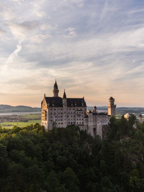 Neuschwanstein, château