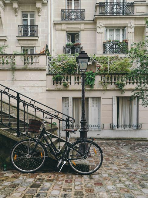 Paris, vélo