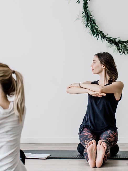 seance de yoga femmes