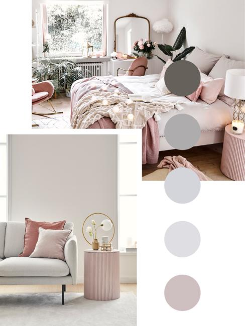 palette de couleur gris