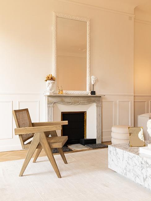 Espace salon, bureau Maison dorée @chloebbbb