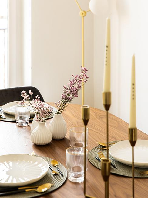 Table salle à manger, nureau Maison dorée @chloebbbb