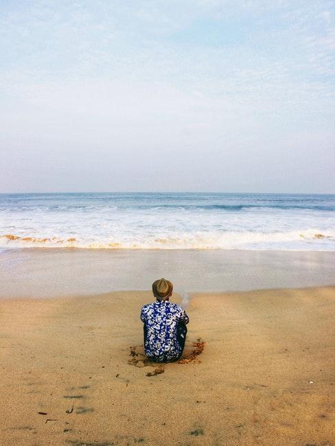 niksen, mer, contemplation, nature