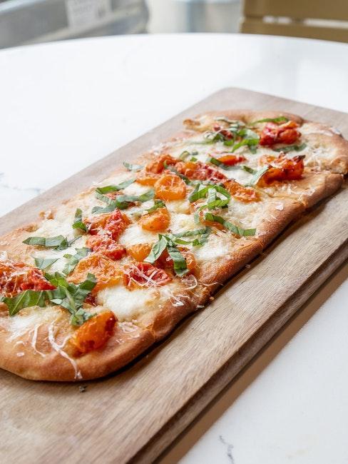 plateau télé pizza