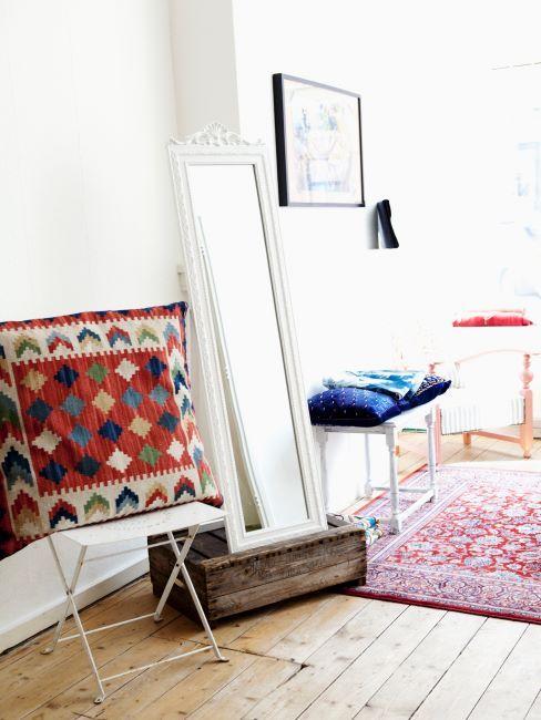 idée déco avec meubles anciens