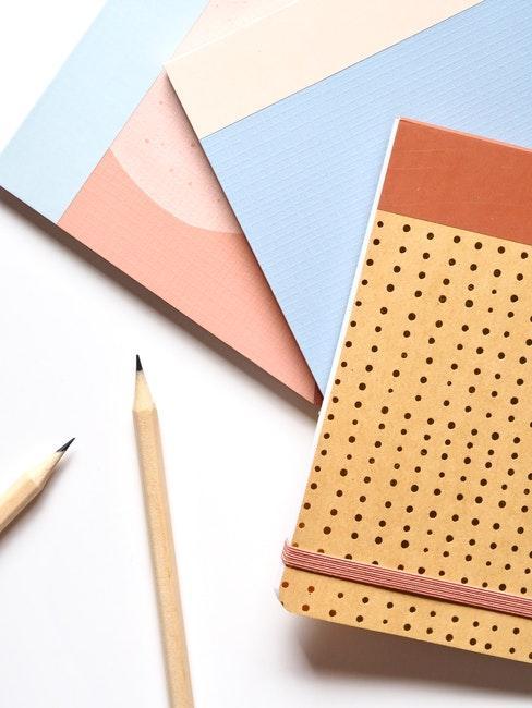 cahiers pour planifier un budget de rénovation