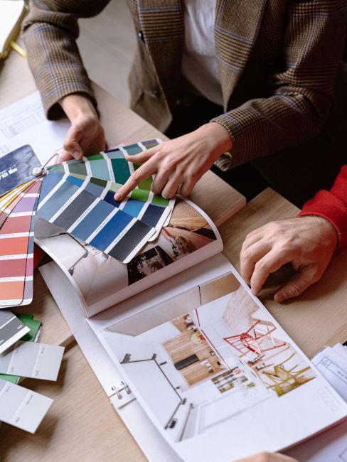 idée rénovation couleurs