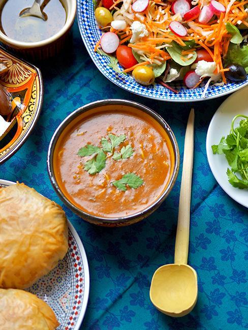 recette ramadan soupe