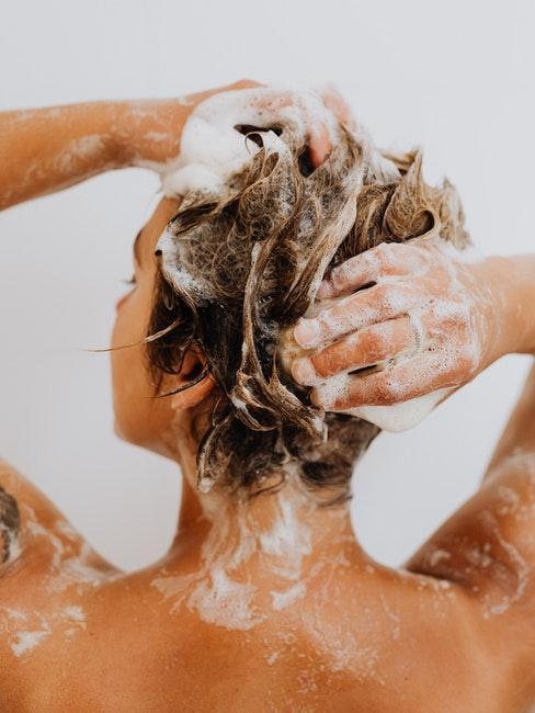 shampoing maison