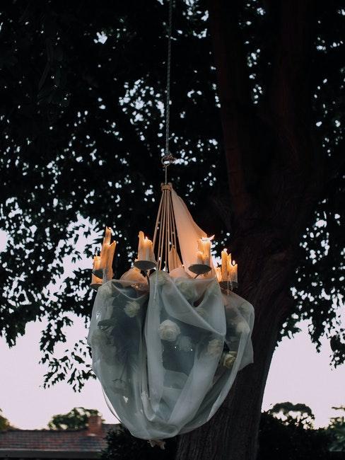 lanterne DIY boho chic