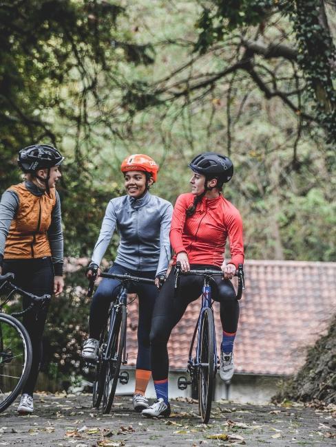Vacances entres amis à vélo