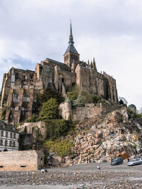 Vacances au Mont Saint-Michel