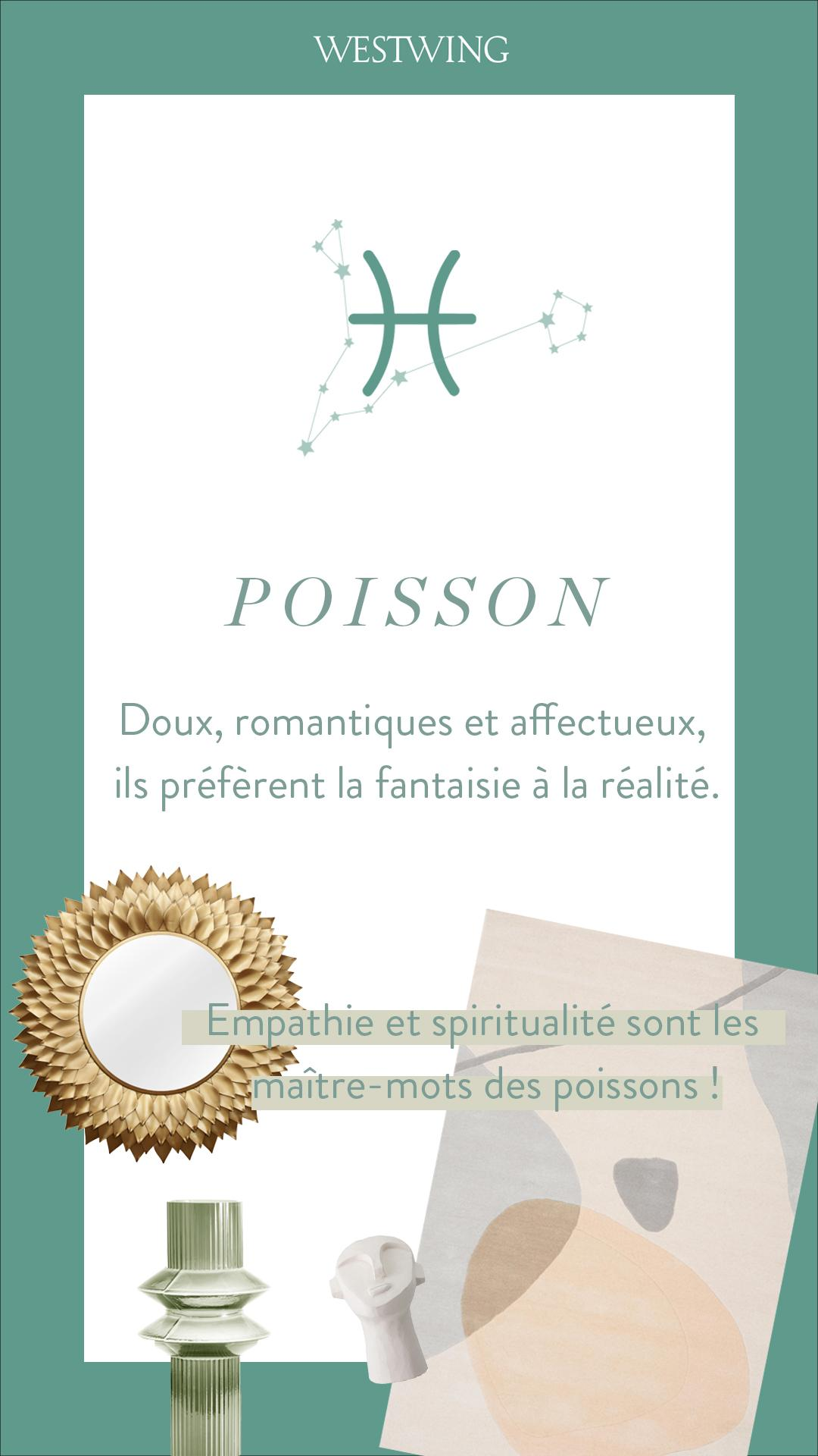 signe astro poisson deco westwing