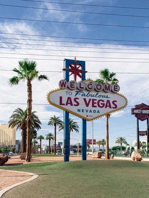 Billboard Las Vegas