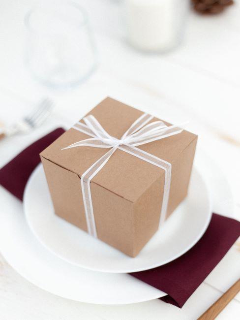 boîte cadeau, emballage DIY, cadeau DIY