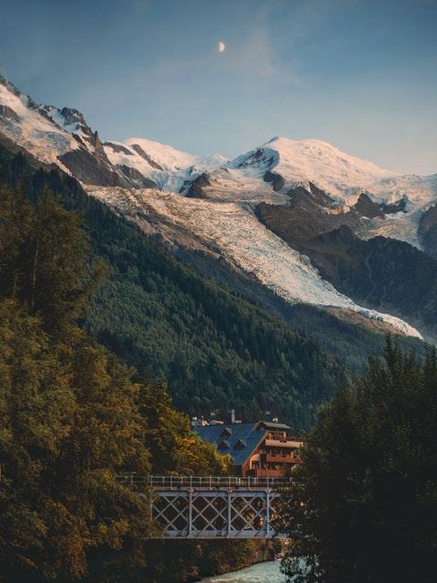 Mont Blanc, montagne