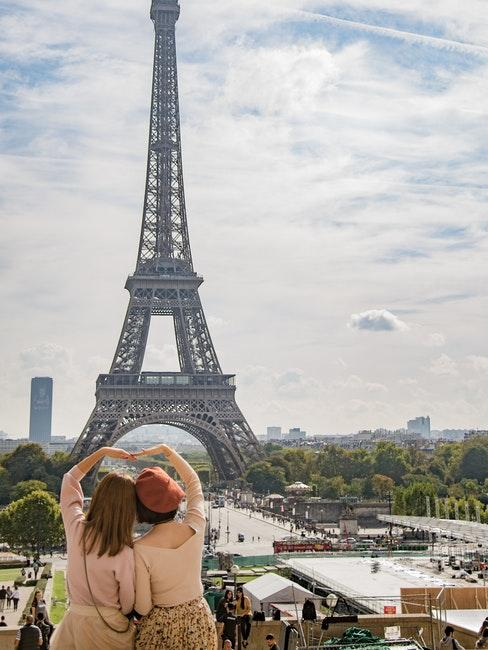 Paris instagrammable, Paris gratuit