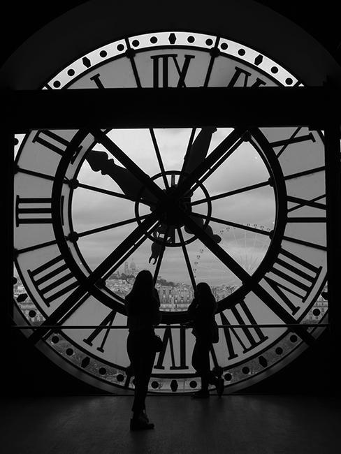 horloge du quai d'orsay