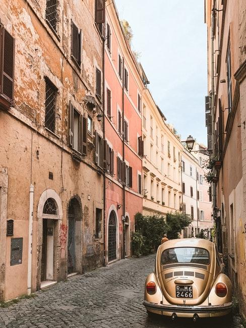 ruelle italienne