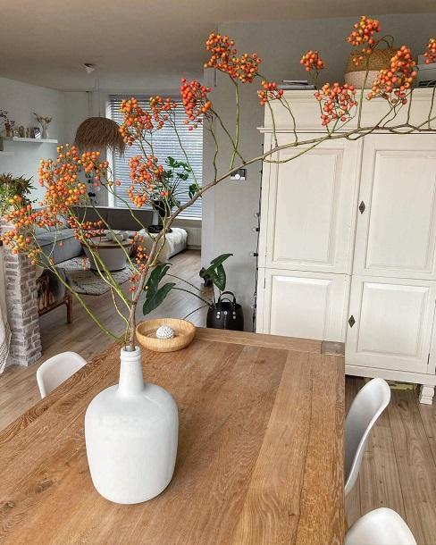 @huisje126 - vase d'automne minimaliste