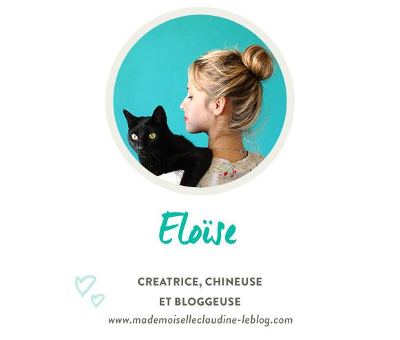 eloise du blog madameclaudine DIY origami
