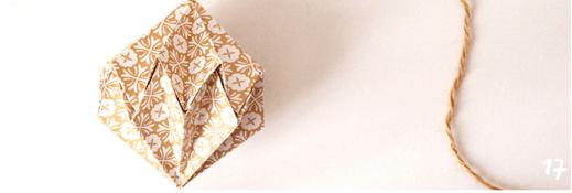 step 17 DIY diamant origami - Eloise mademoiselleclaudine
