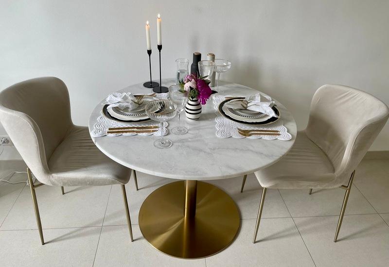 coin repas glamour par Westwing
