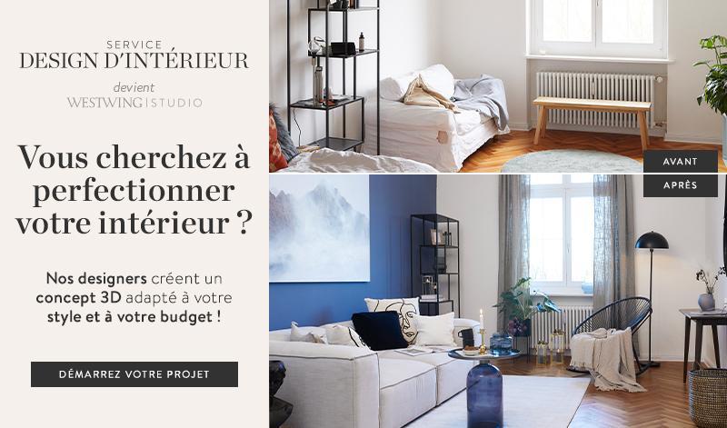 Banner Interior Design Service France Living room