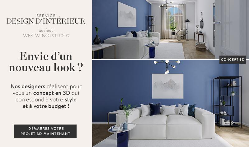 Banner Interior Design Service France - Generique