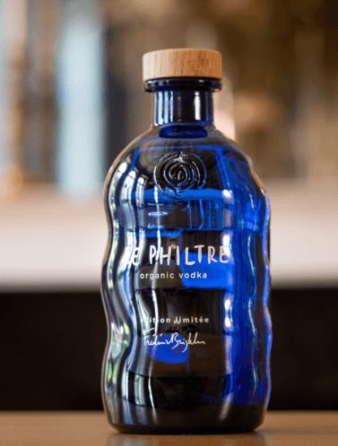 Cadeau gourmand Le Philtre Vodka