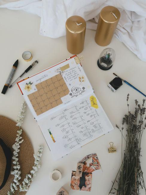 Come fare un Bullet Journal
