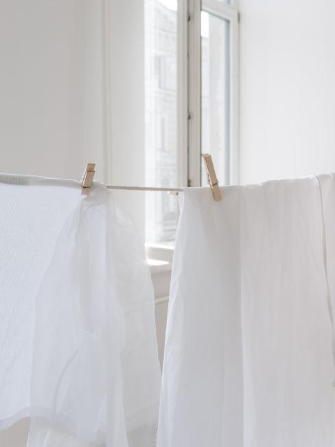 Lavare le tende