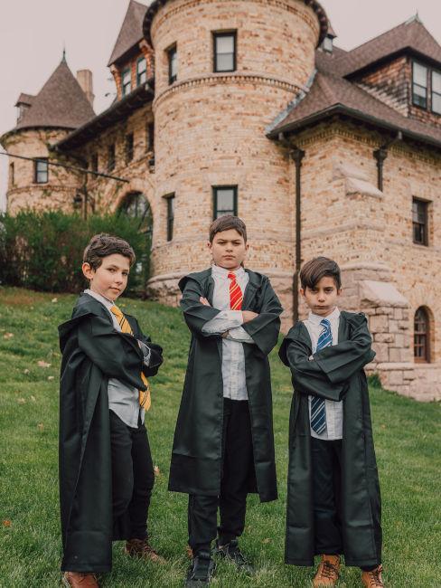 festa a tema harry potter per bambini