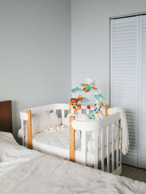Come arredare cameretta neonato