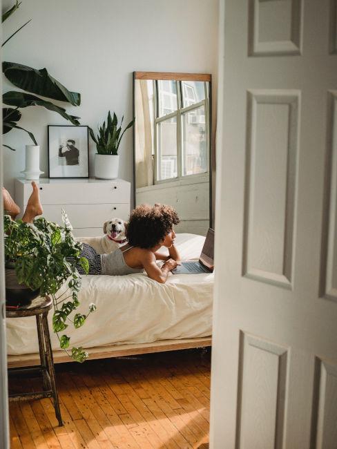 Rispettare gli spazi in un appartamento condiviso