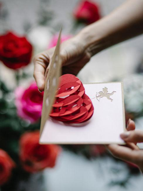 biglietto originale per auguri matrimonio sposi
