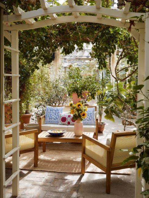 comed decorare il giardino