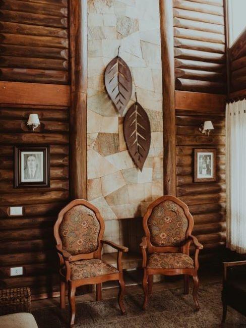 casetta giardino interno
