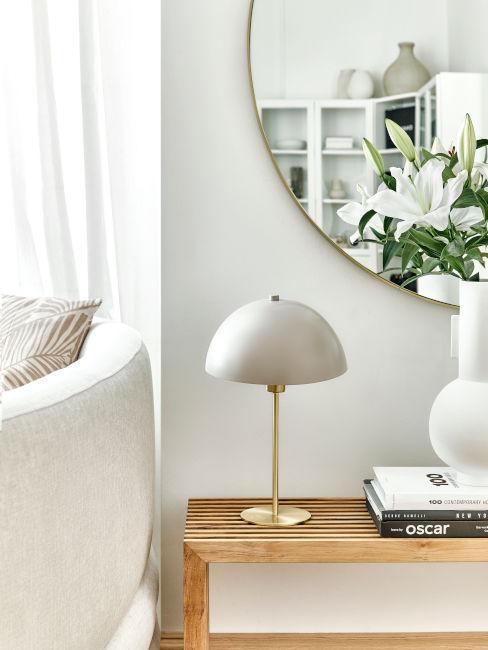 lampada piccola da mobile elegante
