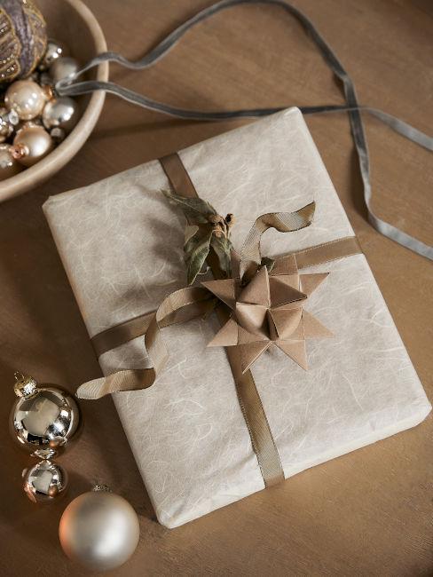 come incartare un regalo